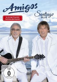 Cover Amigos - Santiago Blue [DVD]